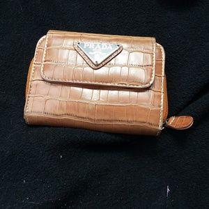 666dd95b86f064 Women Prada Alligator Handbag on Poshmark